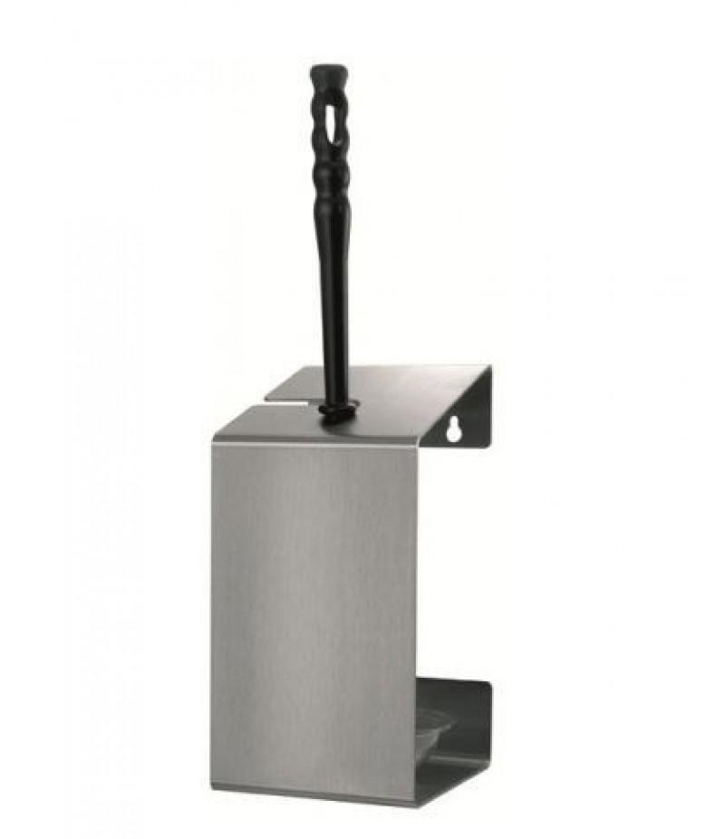 Toiletborstelhouder RVS AC-06-CSA