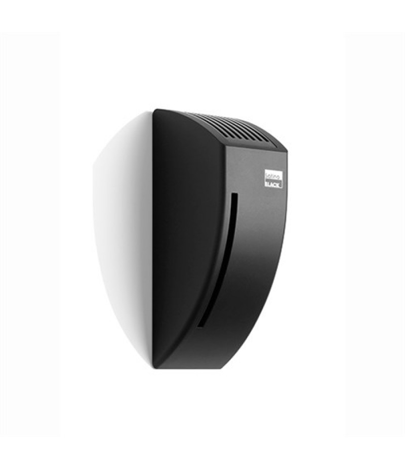 Luchtverfrisserdispenser Zwart 331990 Black Satino