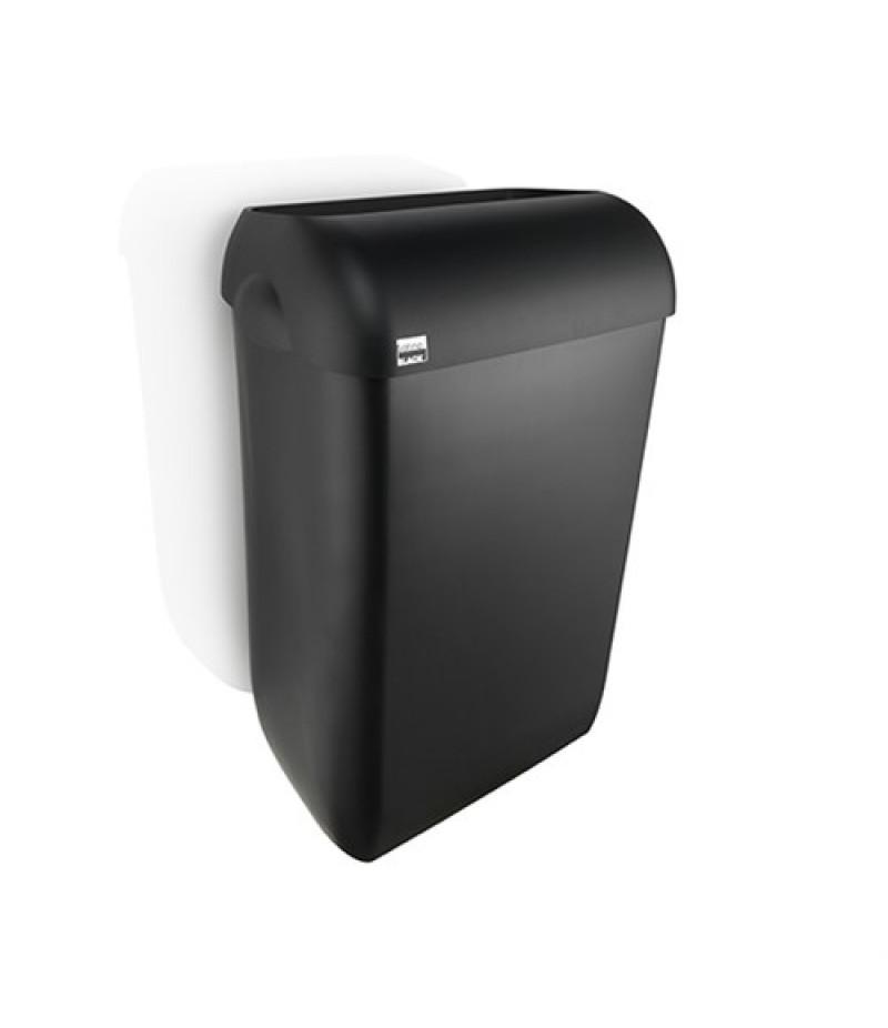Satino Black Afvalbak Zwart 43 ltr 331760/180260