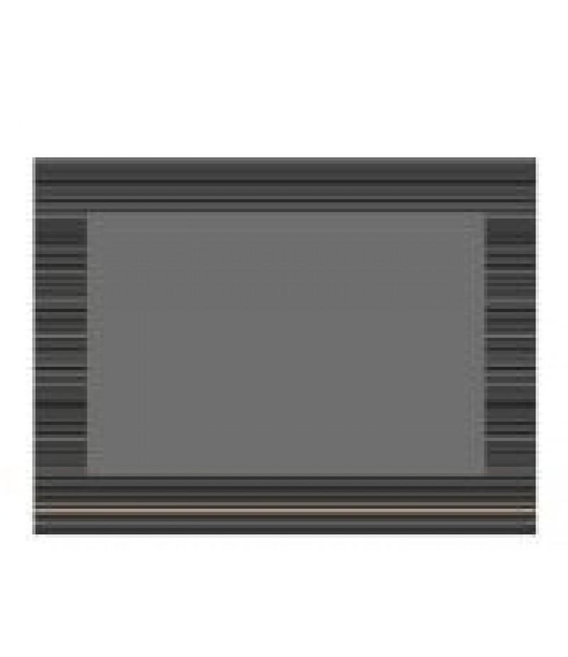 Placemats Lima 30x40cm Black/Brown 500 Stuks