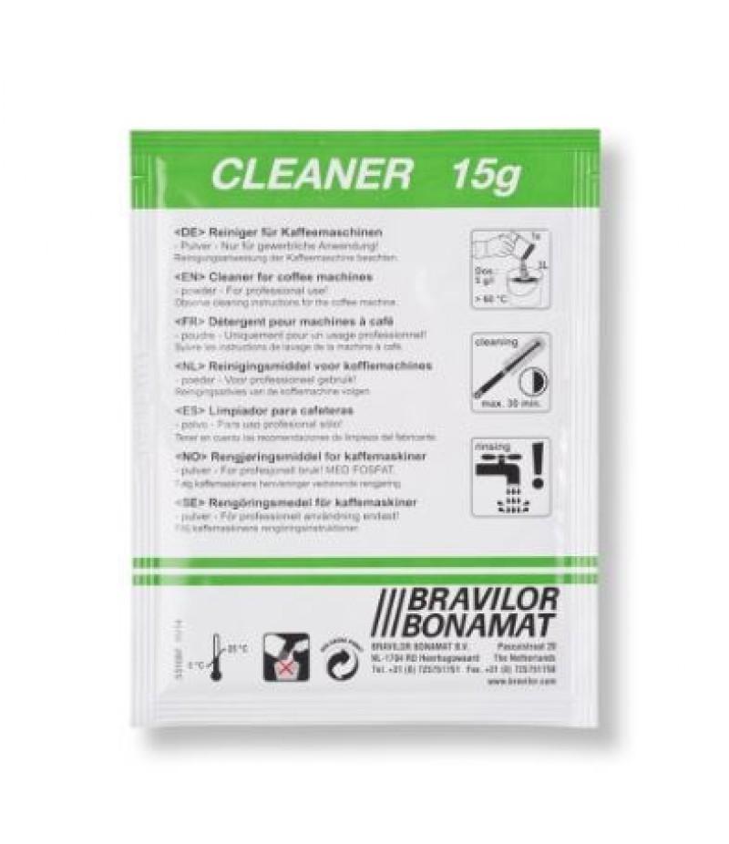 Bravilor Cleaner 15 Zakjes 15 Gram