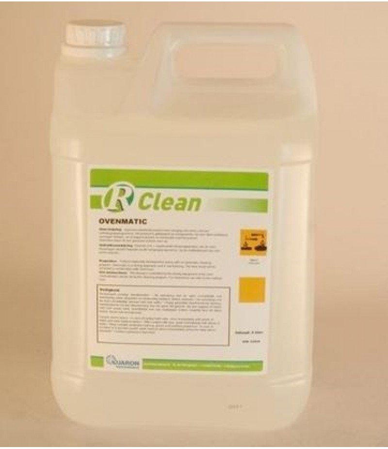 R-Clean Ovenmatic 2x5 Liter