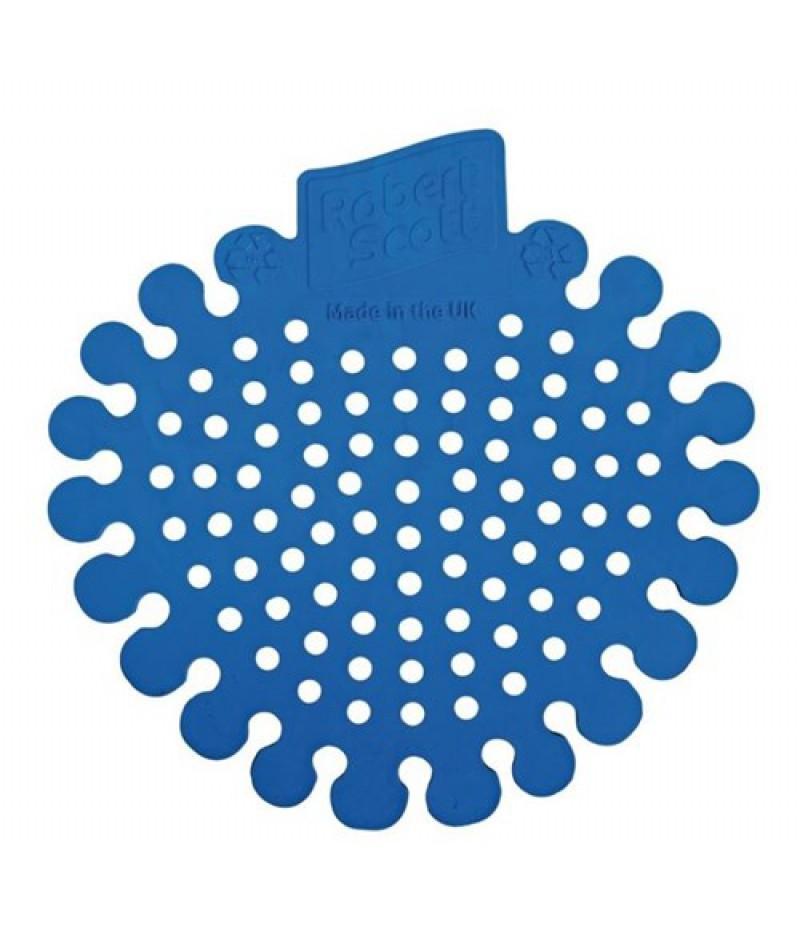 Urinoirrooster Geparfumeerd Blauw 12 Stuks