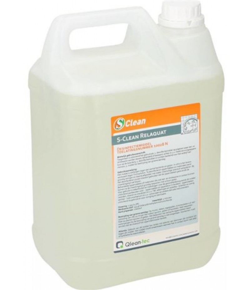 S-Clean Relaquat 2x5 Liter