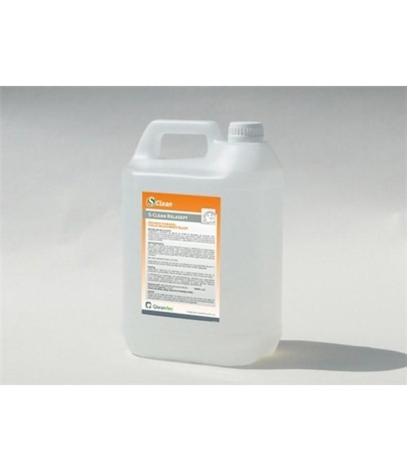 S-Clean Relasept 5 ltr / Mida Lufragerm+