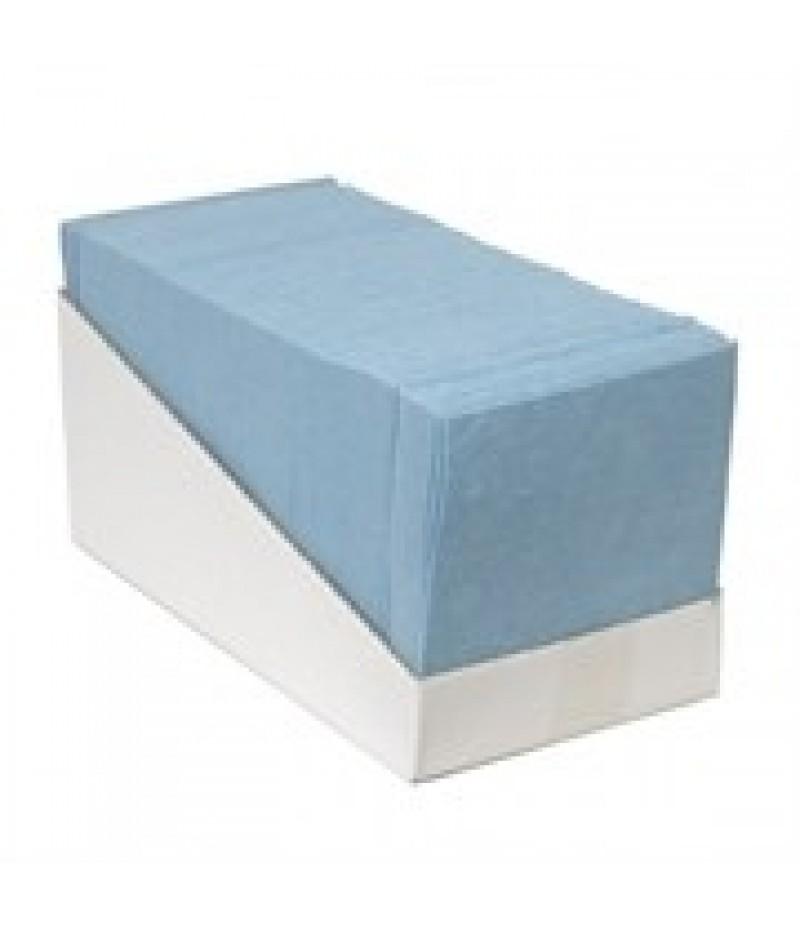 Sopdoeken 40x40cm Blauw 100 Stuks