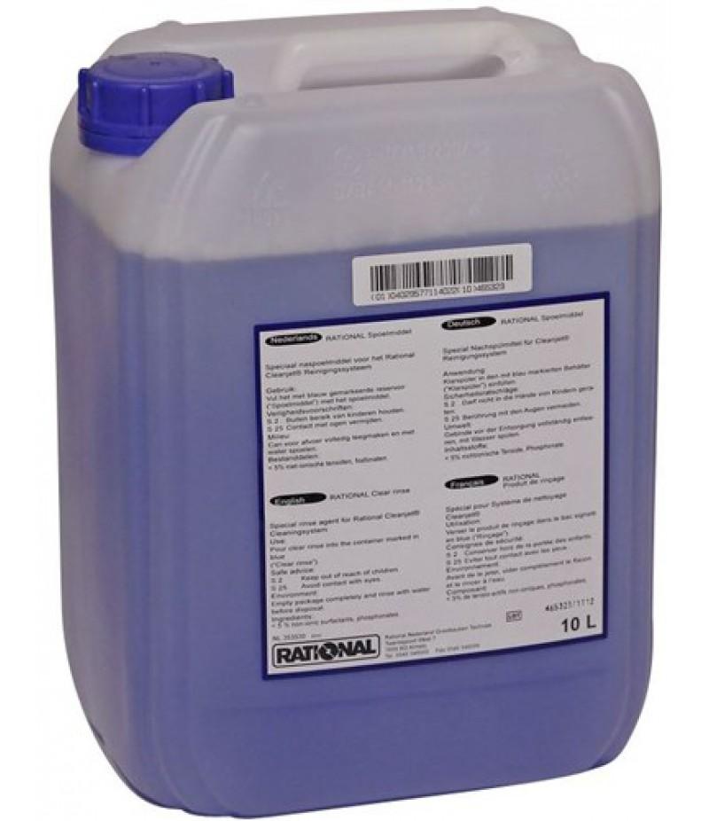 Rational Cleanjet Napoelmiddel Blauw 10 Liter 9006.0137