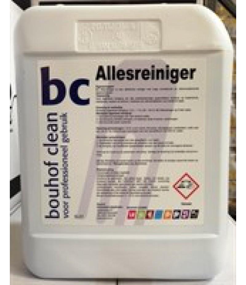 BC Allesreiniger Blauw 5 Liter