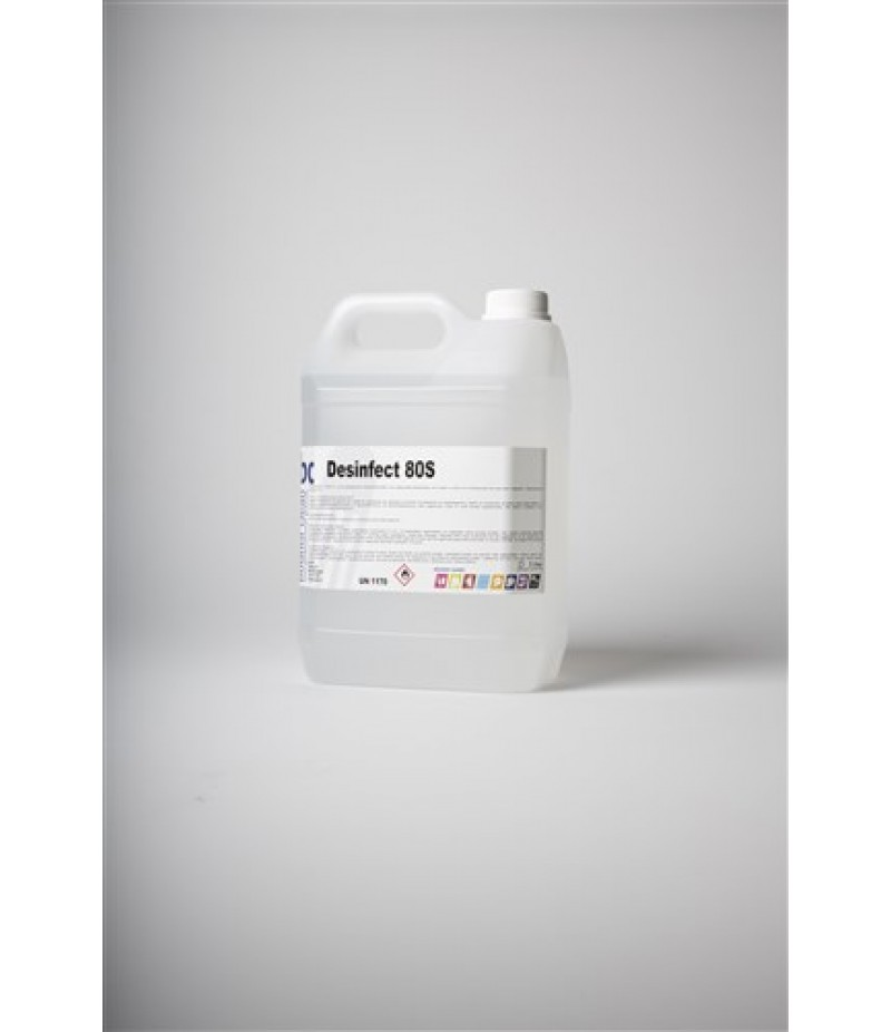 BC Desinfect 80s 5 Liter