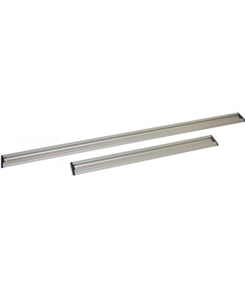 Wandstrip Toolflex Zwart 50cm Aluminium Betra
