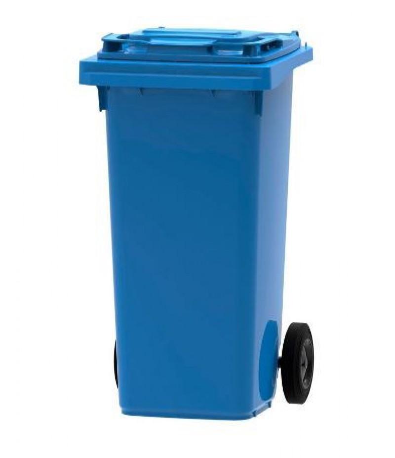 Mini-Container 120 Liter Blauw