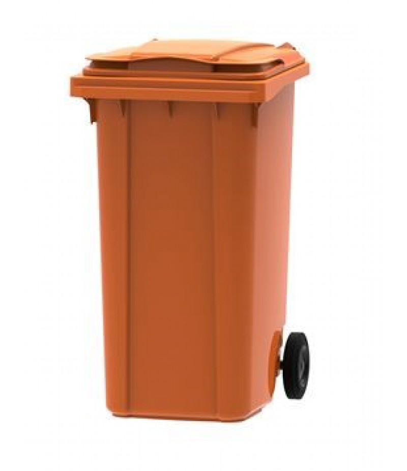 Mini-Container 120 Liter Oranje