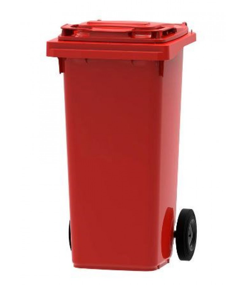 Mini-Container 120 Liter Rood
