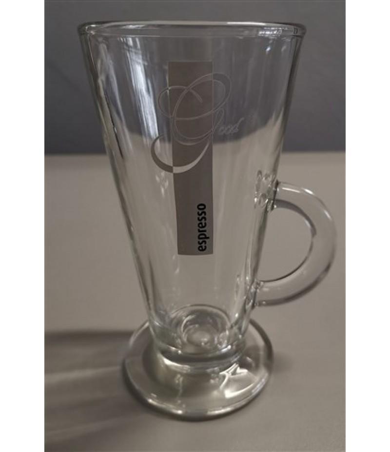 Espresso Good Latte Machiatto / Irish Coffee Glas