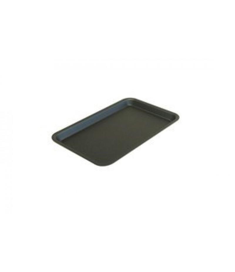 Schaal Rechthoekig GN1/2 265x325x17mm Zwart Lineoplus