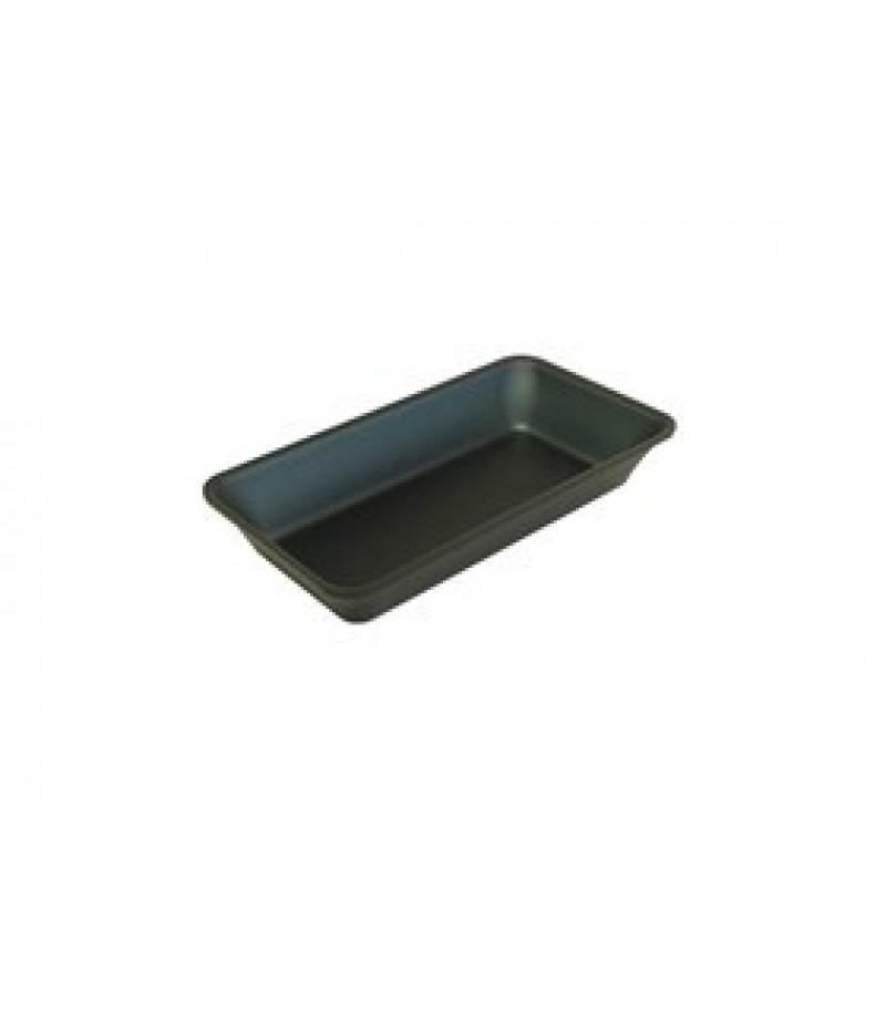 Schaal Rechthoekig GN1/3 325x176x50mm Zwart Lineoplus