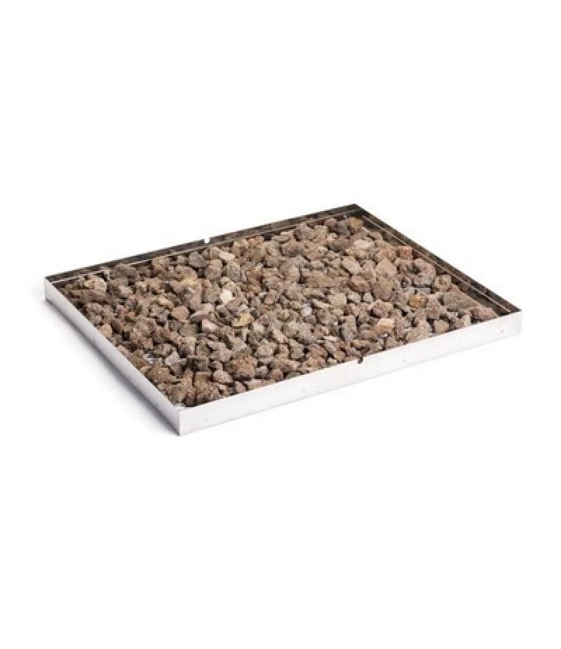 Lavasteenrooster + Stenen