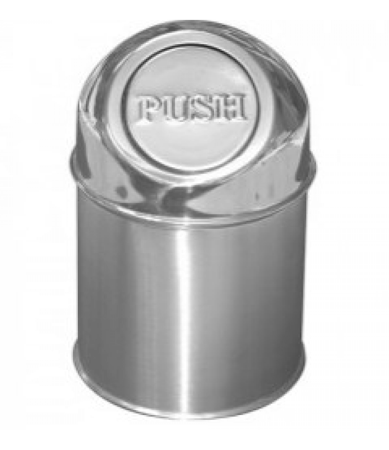 Afvalcontainer Tafelboy 1,5 Liter RVS