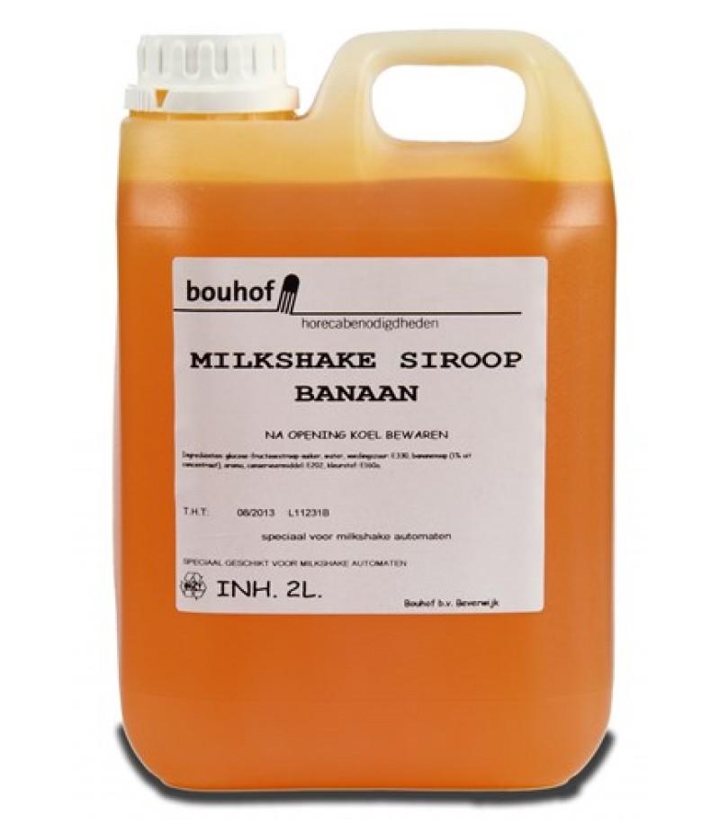 Bouhof Milkshake Banaan 2 Liter
