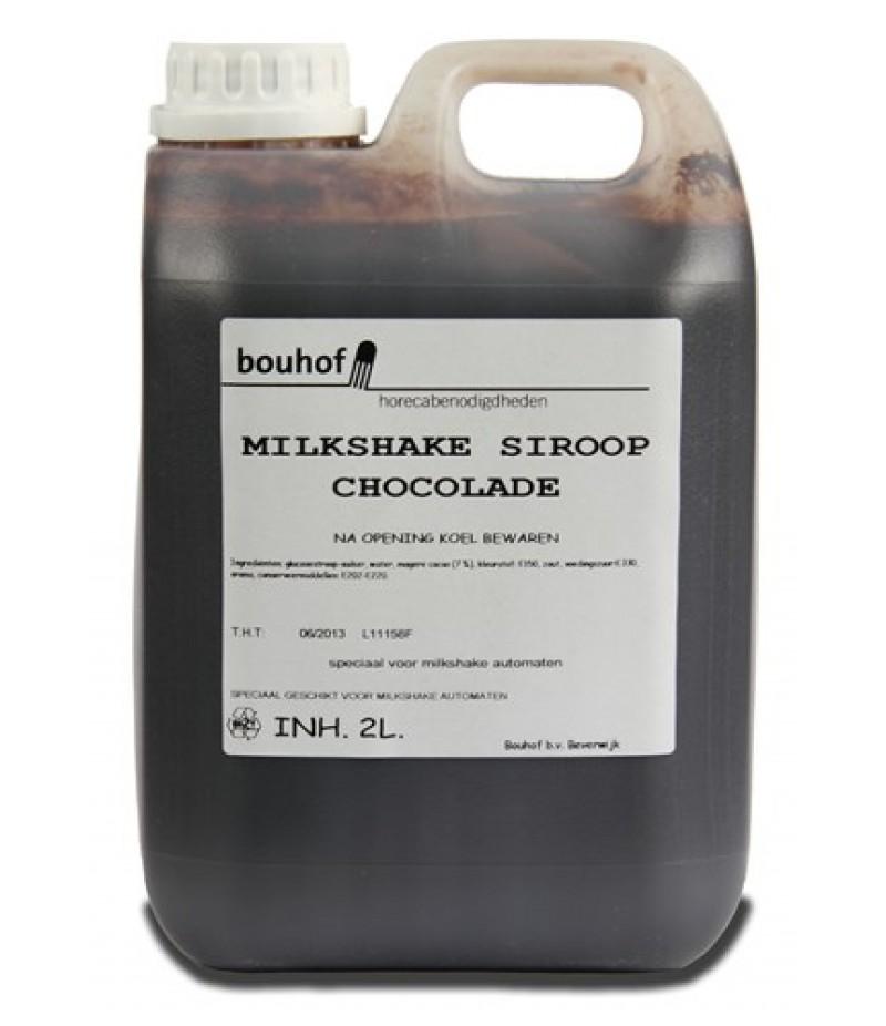 Bouhof Milkshake Chocolade 2 Liter