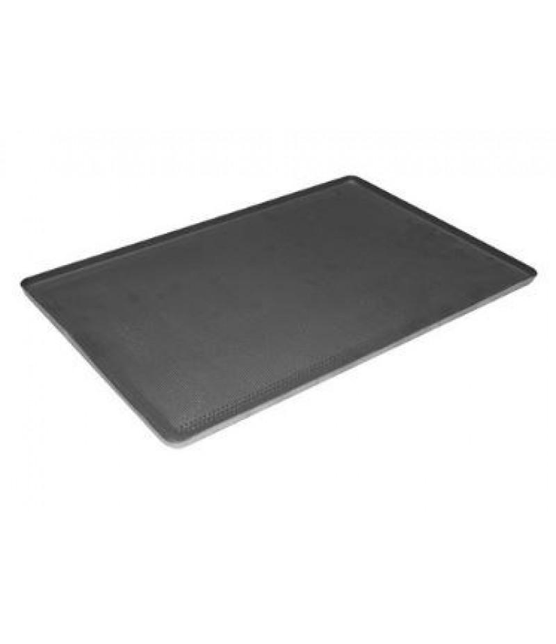 Bakplaat 60x40cm Aluminium Geperforeerd Teflon Coating Unox