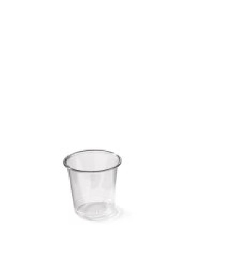 Clear Cup 2oz/50cc 50 Stuks