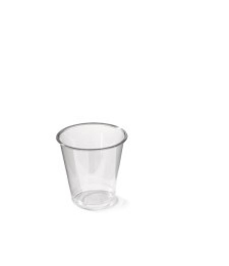 Clear Cup 3oz/100cc 1000 Stuks