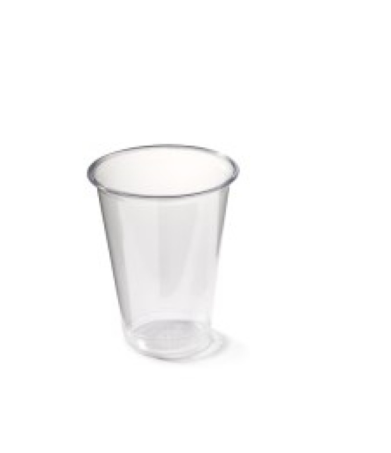 Clear Cup 8oz/200cc/74mm 1000 Stuks