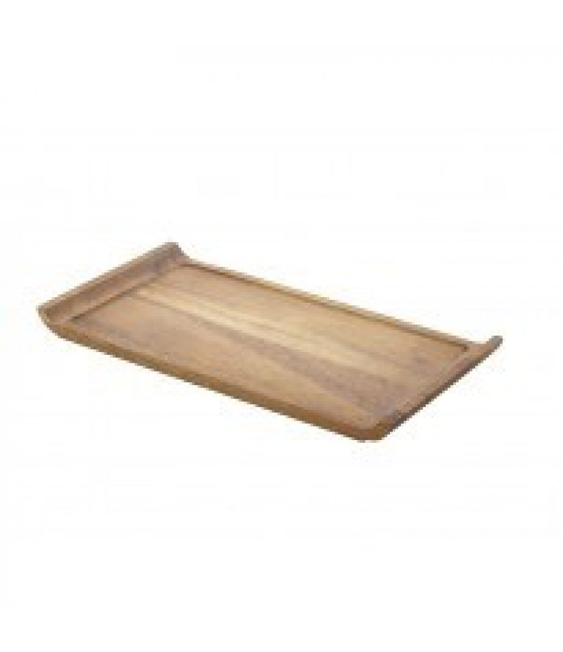 Acacia Plank/Plateau Langwerpig Met Handvat 33x17,5cm