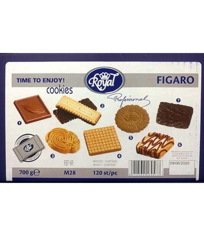 Koek Figaro Doos 120 Stuks