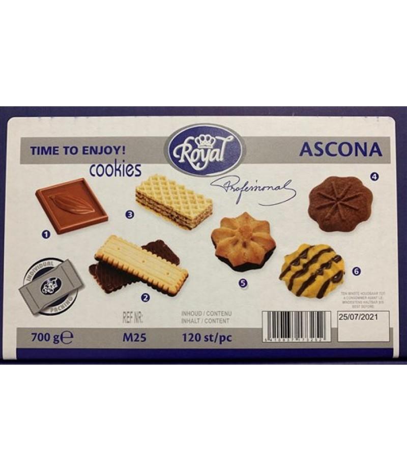 Koek Ascona Doos 120 Stuks