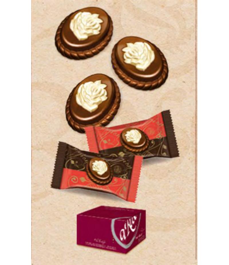 Chocolade Lady Rose Doos 120 Stuks