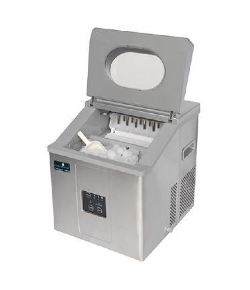 IJsblokjesmachine (15KG p/dag) CaterCool