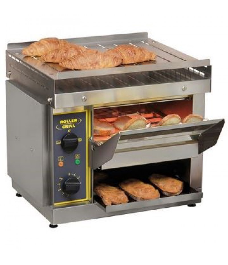 Toaster Conveyor (cap.540st.) RVS CT540B 2650W Roller Grill