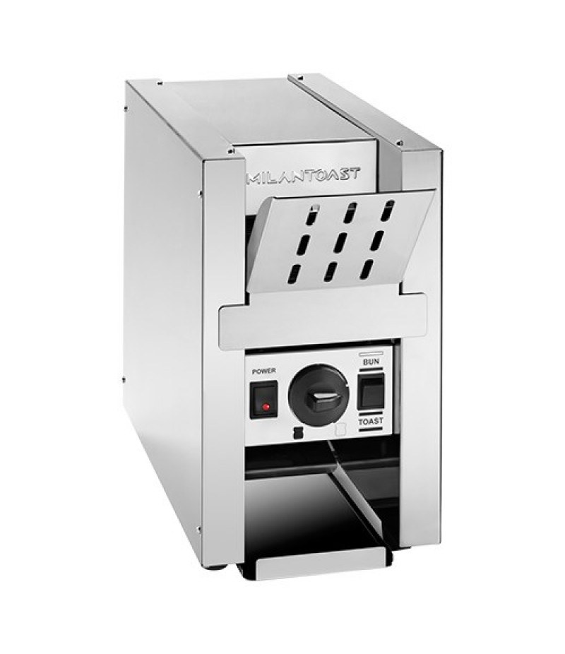 Conveyor Toaster (cap.200st.) RVS 800W MilanToast