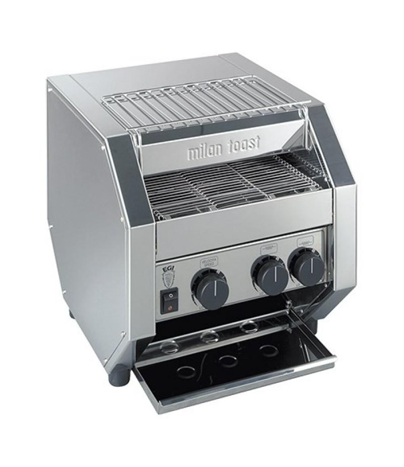 Conveyor Toaster (cap.500st.) RVS 1700W MilanToast