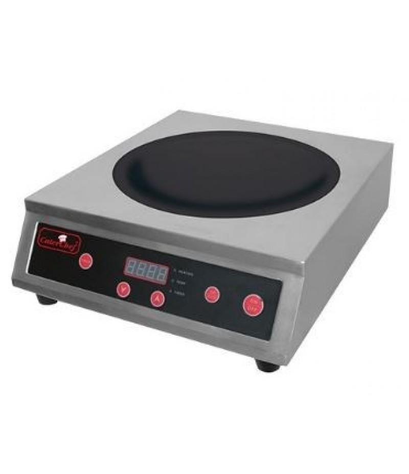 Kooktoestel Inductie RVS 3100W CaterChef