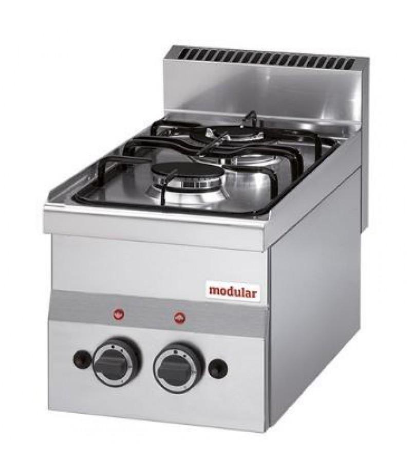 Kooktoestel Aardgas (cap.2st.) FU 60/30 PCG/P Modular