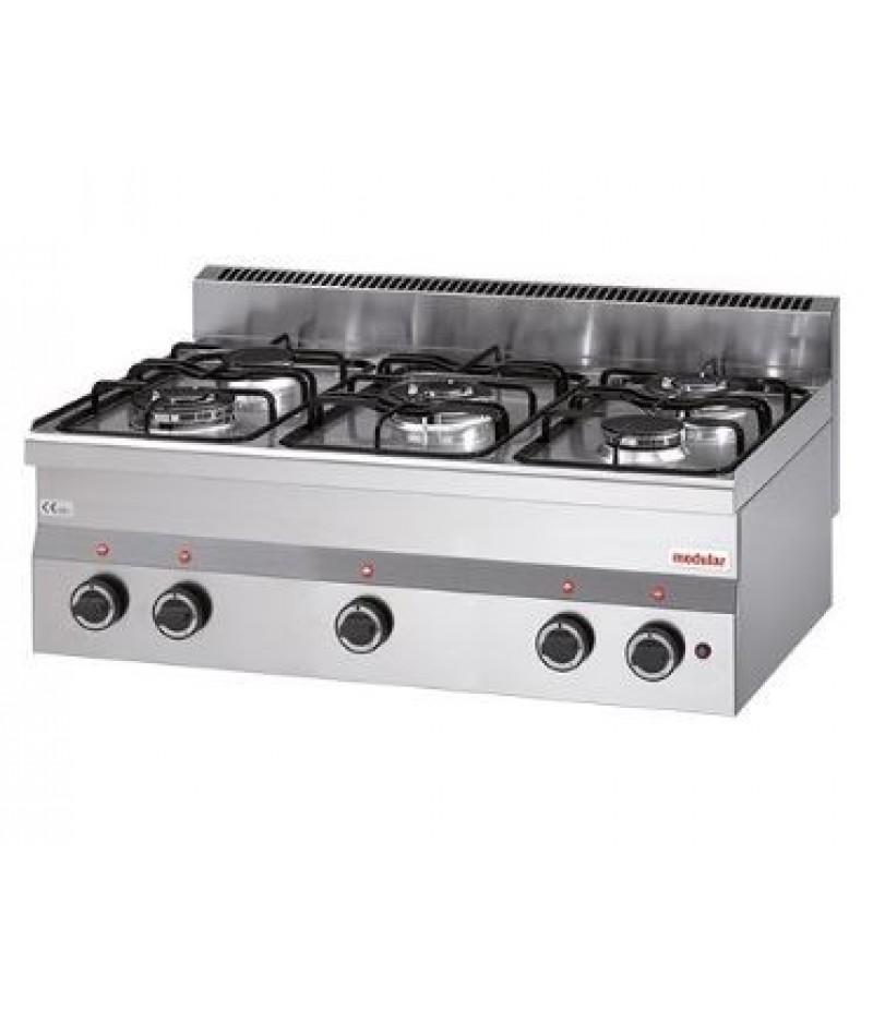 Kooktoestel Aardgas (cap.5st.) FU 60/90 PCG/P Modular