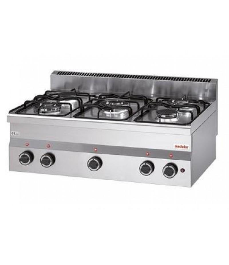 Kooktoestel Propaan (cap.5st.) FU 60/90 PCG/P GPL Modular