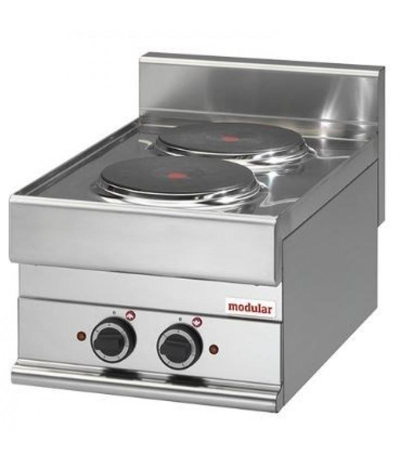 Kooktoestel (cap.2st.) Elektrisch 65/40 PCE 4800w Modular