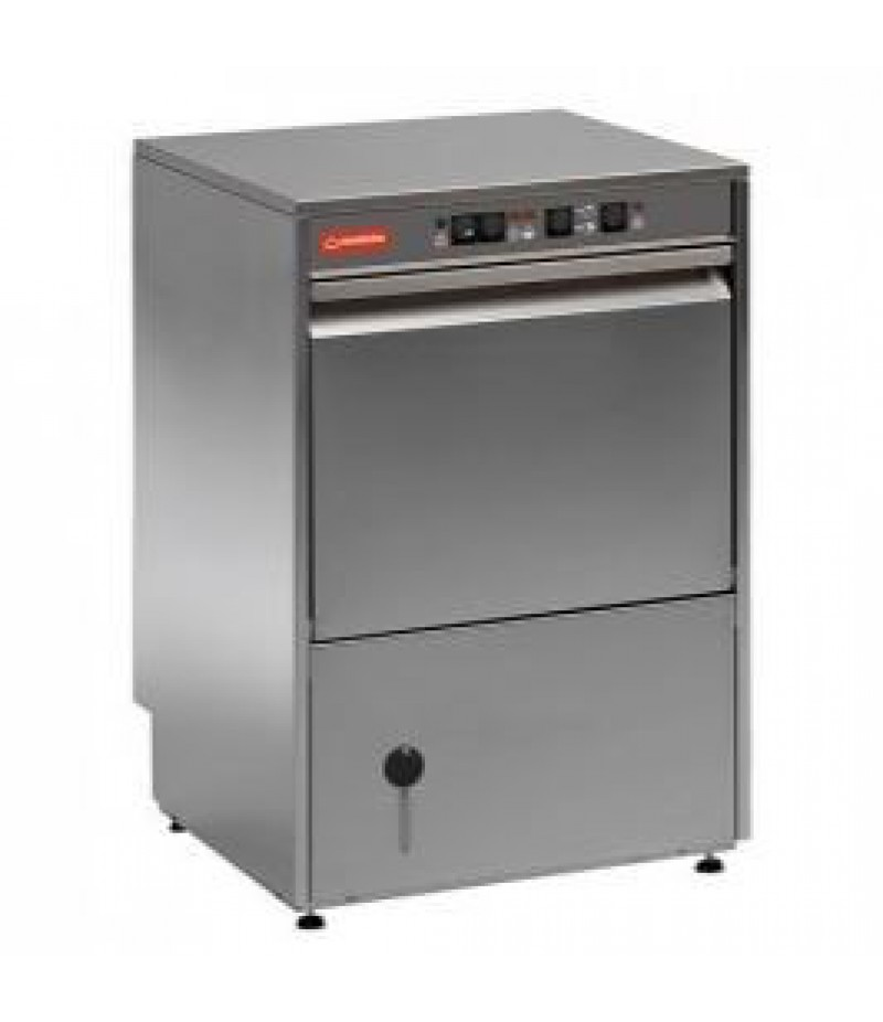 Vaatwasmachine (cap.40x40) RVS 3200W GW41 Modular