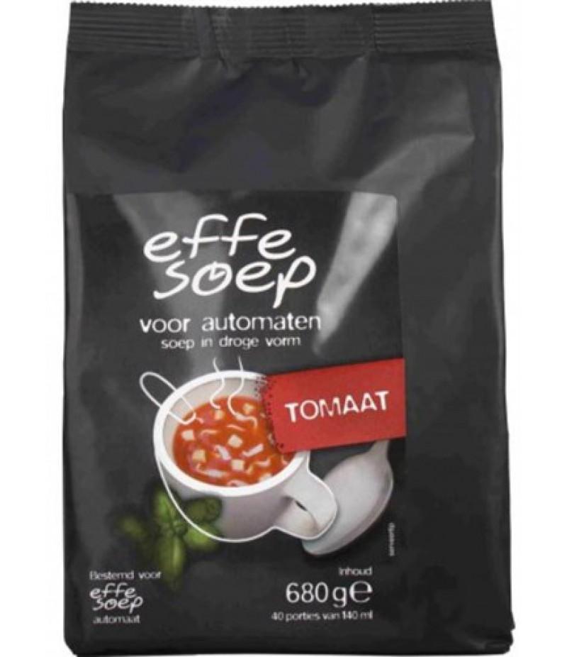 Effe Soep Vending TBV Automaat 680 gram Tomaat