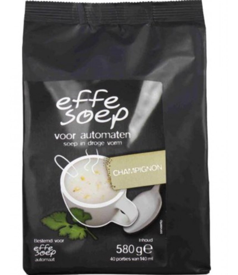 Effe Soep Vending TBV Automaat 580 gram Champignon