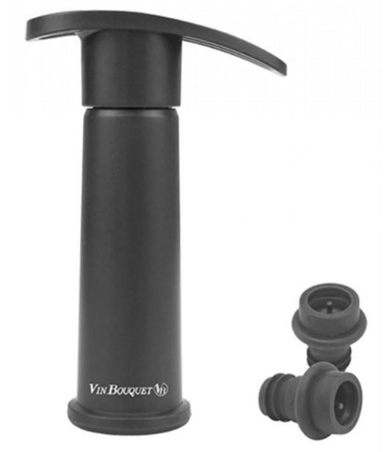 Vacuumpomp Incl. 2 Stoppers ABS Vin Bouquet