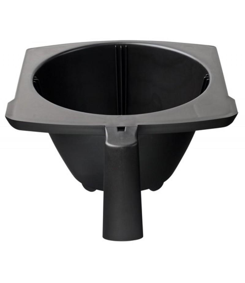 Bravilor Filterpan Kunststof Zwart TBV Novo/Iso