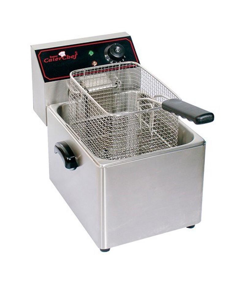 Friteuse 8 Liter Elektrisch 3250W CaterChef