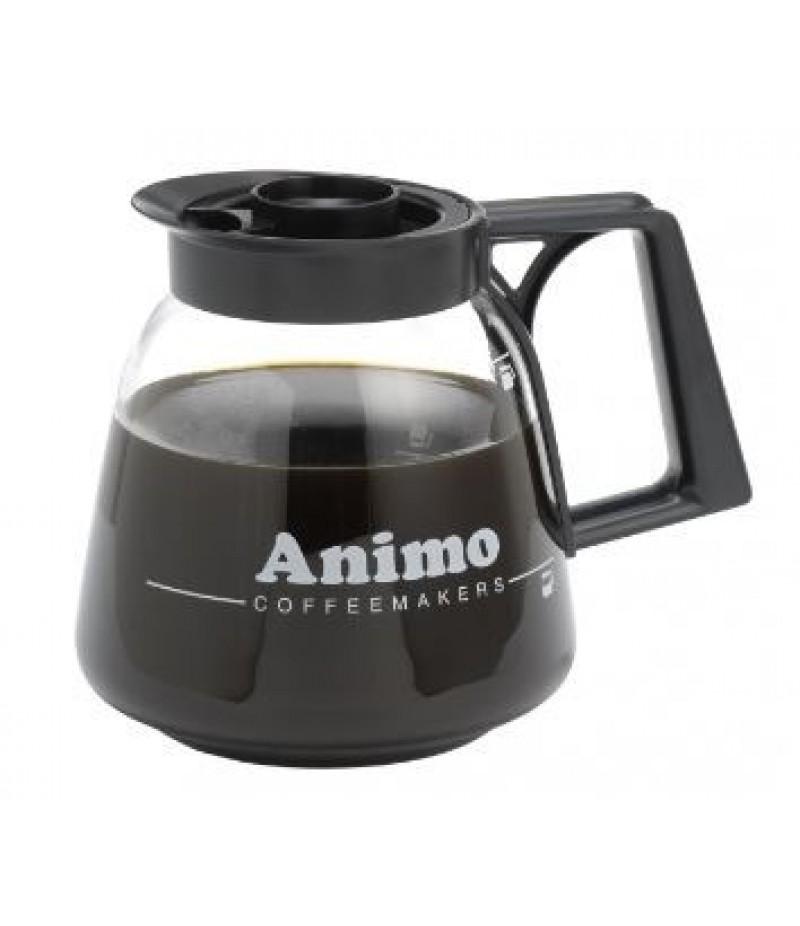 Animo Glazen Koffiekan 1.8 Liter Met Vul/Schenkdeksel
