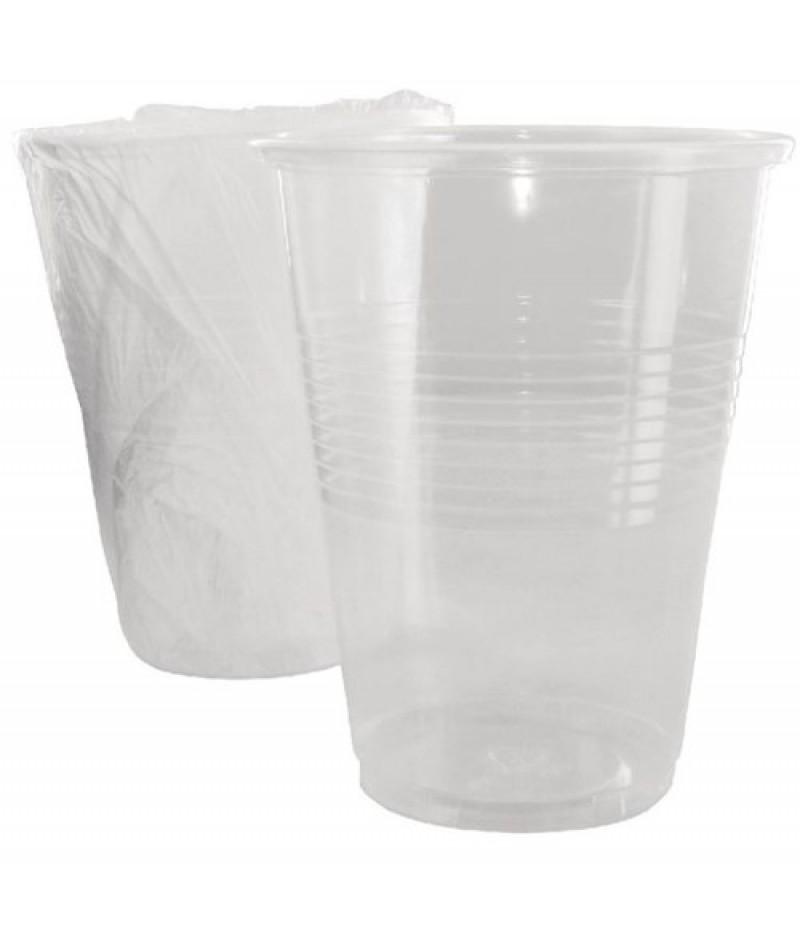 Bekers Plastic Disposable 25,5cl 500 Stuks Per Stuk Verpakt