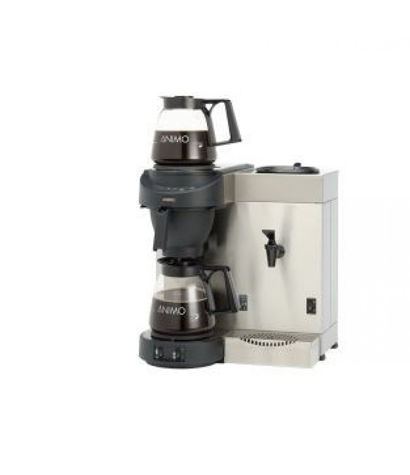 Animo Koffiemachine M200W Zwart